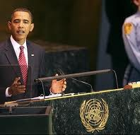 Obama Speaks At The U.N. What's Wrong With Love?